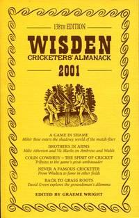 image of Wisden Cricketers' Almanack 2001