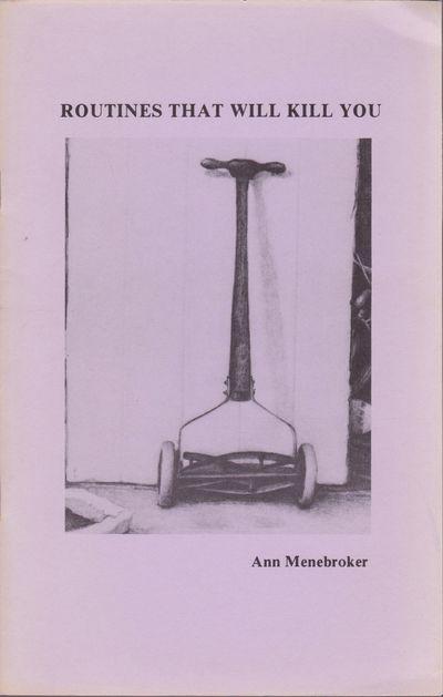 Arlington, Virginia: Bogg Publications, 1993. Second Edition. 8vo (8 1/2 x 5 1/2 inches; 215 x 140 m...