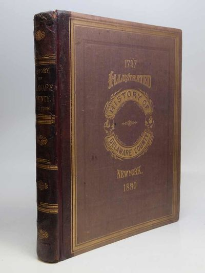 New York: W. W. Munsell, 1880. hardcover. very good(+). Illustrations, Biographical Sketches and Por...