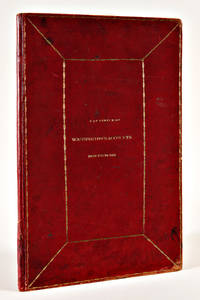 ACCOUNTS, G. WASHINGTON, WITH THE UNITED STATES, COMMENCING JUNE 1775, AND ENDING JUNE 1783, COMPREHENDING A SPACE OF 8 YEARS [facsimile]