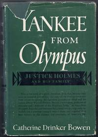 Yankee from Olympus.  Justice Holmes and His Family