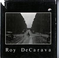 ROY DECARAVA: PHOTOGRAPHS.; Introduction by Sherry Turner DeCarava
