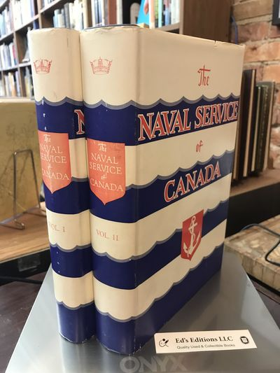 King's Printer The Minister of National Defence, 1952-01-01. Hardcover. Very Good/Good. 2 Volume Set...