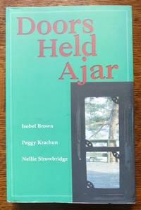 image of DOORS HELD AJAR.