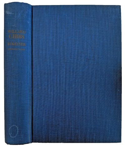 New York:: Doubleday, Doran, 1942., 1942. 8vo. xi, , 465 pp. 5 illustrations, index. Blue blind- and...