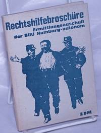 image of Rechtshilfebroschüre; Bürgerinitiative Umweltschutz Unterelbe (Hamburg). Ermittlungsausschuss. [Sub-title from cover:] Ermittlungsausschuss der BUU Hamburg autonom