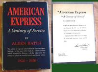 image of American Express. A Century of Service 1858-1950