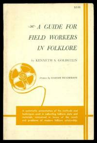 image of A GUIDE FOR FIELD WORKERS IN FOLKLORE
