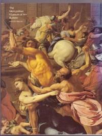 Nicolas Poussin / Metropolitan Museum of Art Bulletin by  James Thompson - Paperback - 1992 - from Ultramarine Books (SKU: 002828)