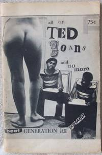 All of Ted Joans and No More (Signed): Beat Generation Jazz Poems