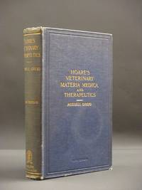 Hoare's Veterinary Materia Medica and Therapeutics [SIGNED]