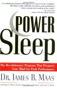 Power Sleep by  James Maas - Paperback - from World of Books Ltd and Biblio.com