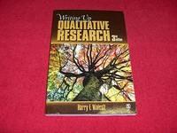 Writing Up Qualitative Reseach [3rd Edition]