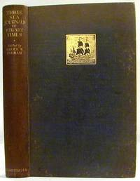Three Sea Journals of Stuart Times: Dawtrey Cooper; Jeremy Roch; and Francis Rogers (Signed)
