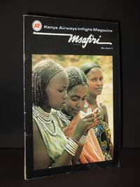 Kenya Airways Inflight Magazine Msafiri Number 1