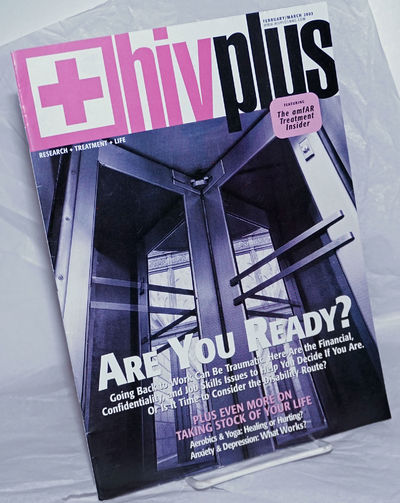 New York: Here Media, 2002. Magazine. 40p., 8x10.75 inches, articles, interviews, treatment reports,...