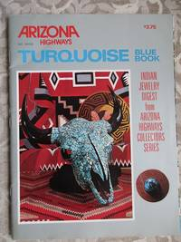 image of Turquoise Blue Book and Indian Jewelry Digest - Arizona Highways Collector Series