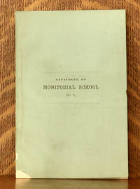 image of CATALOGUE OF MONITORIAL SCHOOL NO. 2, PORTLAND (MAINE) 1828, SAMUEL KELLEY, MASTER