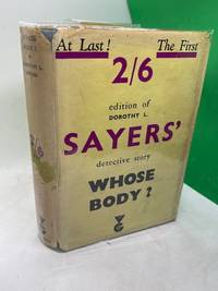 image of Whose Body? (Lord Peter Wimsey)