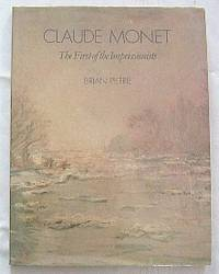 image of Claude Monet. The First of The Impressionists