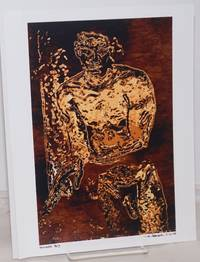 image of Golden Boy [digital print signed and dated]