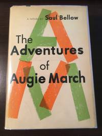 The Adventures of Augie March (SIGNED, First Edition)