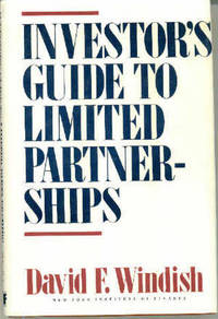 Investor's Guide to Limited Partnerships