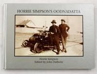 Horrie Simpson's Oodnadatta (Signed by Horrie Simpson)