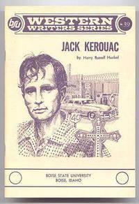 JACK KEROUAC.  BOISE STATE UNIVERSITY WESTERN WRITERS SERIES NUMBER 39.