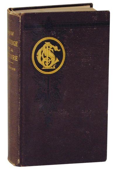 New York: Chautauqua Press, 1899. First edition. Hardcover. 16mo. A tight very good plus copy in clo...