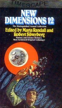 New Dimensions 12 by  Editors  Robert - Paperback - First Pb Ptg. - 1981 - from Paperback Recycler (SKU: 43855)