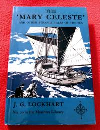 image of THE MARY CELESTE_OTHER STRANGE TALES OF THE SEA