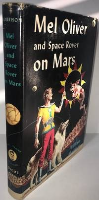 image of Mel Oliver and Space Rover on Mars