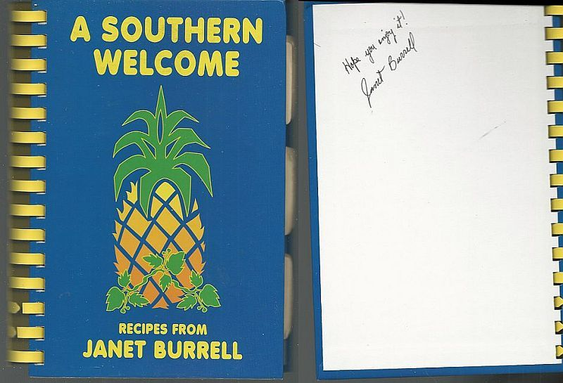 SOUTHERN WELCOME, Burrell, Janet