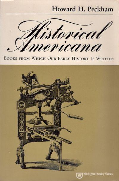 Ann Arbor: University of Michigan Press, 1980. First Edition. Paperback. Very Good. Octavo. Illustra...