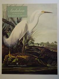 "Promotional Poster for ""The Watercolors for THE BIRDS OF AMERICA'"