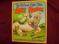 The R. Crumb Coffee Table Art Book.