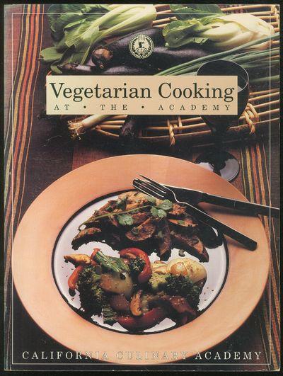 CA: California Culinary Academy, 1993. Softcover. Very Good. Reprint. Very good, book has slight rub...