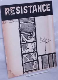 image of Resistance, an anarchist bi-monthly, vol. 12, no. 1, April 1954