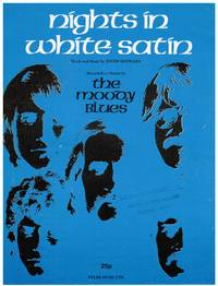 image of THE MOODY BLUES: NIGHTS IN WHITE SATIN