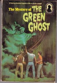 image of Alfred Hitchcock and the Three Investigators in the Mystery of the Green Ghost