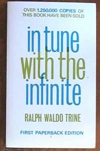 image of In tune with the infinite or fullness of peace power and plenty