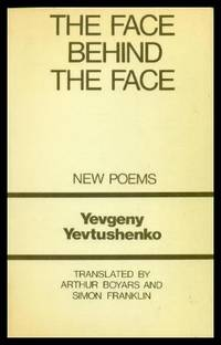 THE FACE BEHIND THE FACE - New Poems