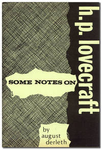 image of Some Notes on H.P. Lovecraft