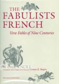 FABULISTS FRENCH, VERSE FABLES OF NINE CENTURIES. THE