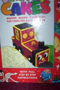 Party Cakes : Making, Baking,Decorating Fun Cakes for All Occasions by Mary Ford - First Edition - 1988 - from R. E. Coomber  and Biblio.com