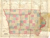 Wells' Pocket Hand-Book of Iowa; Past, Present, and Prospective