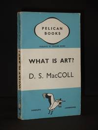 What is Art?: Pelican Book No. A62