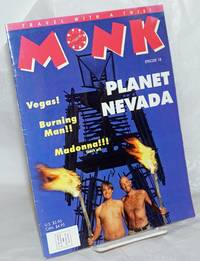 image of Monk: travel with a twist; #18, 1996; Planet Nevada
