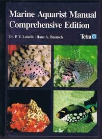 image of Marine Aquarist's Manual: Comprehensive Edition
